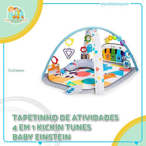 Tapetinho 4 em 1 Kickin Tunes - Baby Einstein