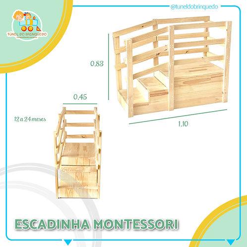 Escadinha Montessori