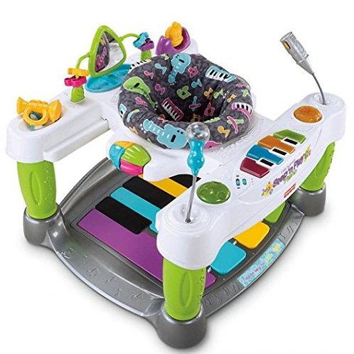 Centro de Atividades Step Play'n Piano Fisher Price