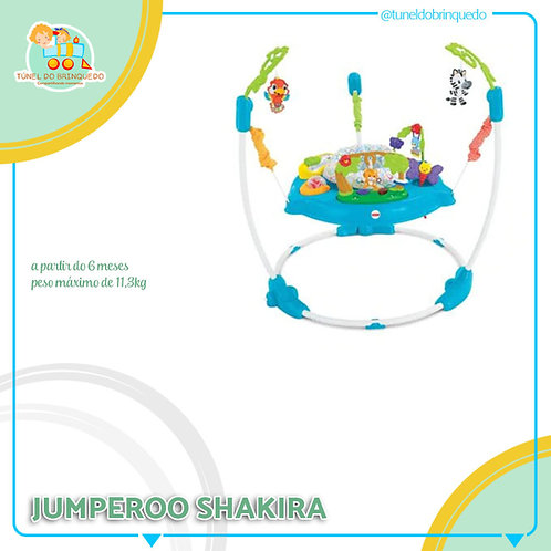 Jumperoo Amiguinhos da Shakira