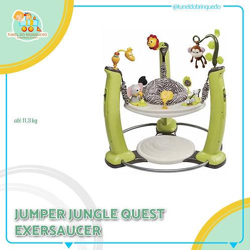 Centro de Atividades Jungle Quest ExerSaucer Jumper