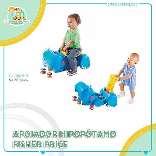 Hipopótamo Come Blocos - Fisher Price