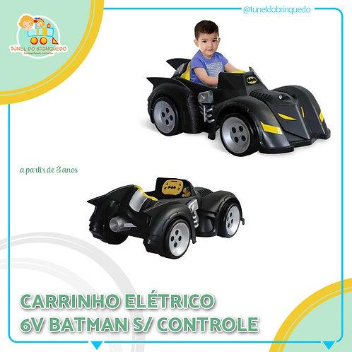 Carro Elétrico do Batmam