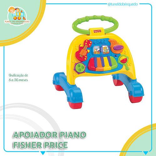 Apoiador Play Piano Fisher Price