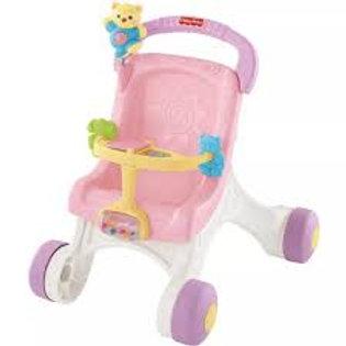 Meu primeiro carrinho com boneca Masha