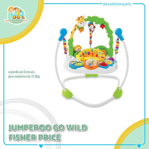 Jumperoo Go Wild