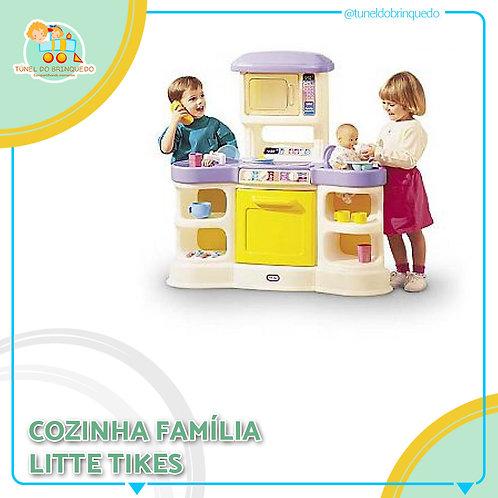 Cozinha Família - Little Tikes