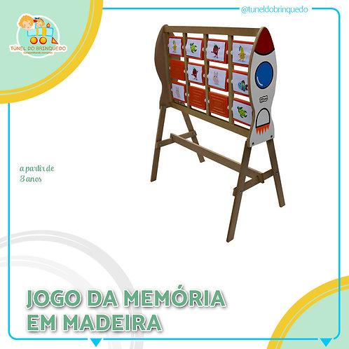 Jogo da Memória em Madeira