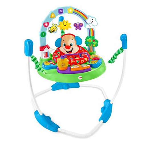 Jumperoo Laugh & Learn