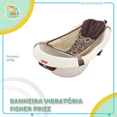 Banheira Vibratória Fisher Price
