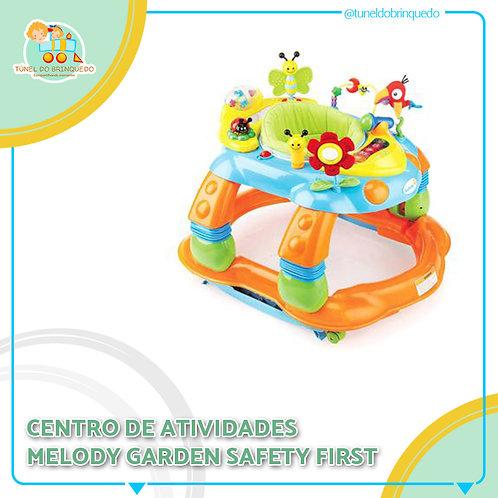 Centro de Atividades Melody Garden - Safety 1st