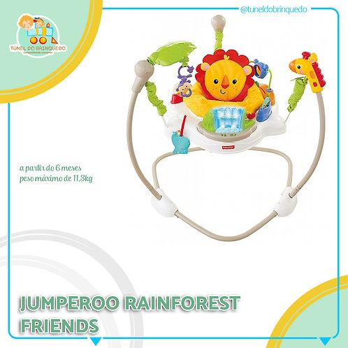 Jumperoo Lion Rainforest Friends