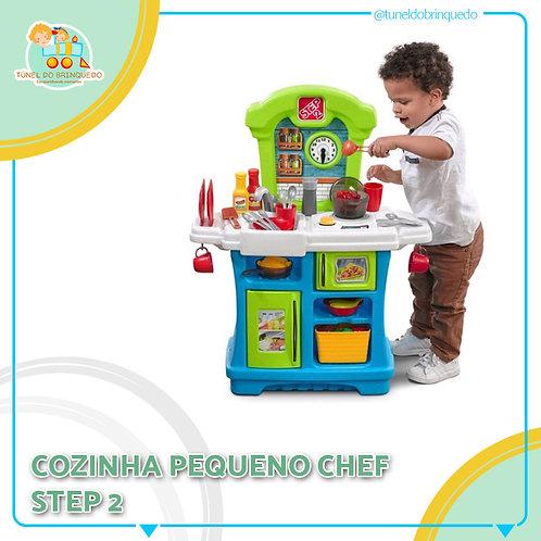 Cozinha Pequeno Chef - Step 2