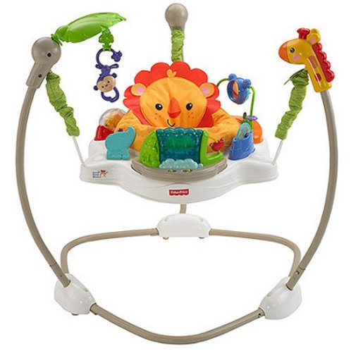 Jumperoo Lion Rainforest Friends