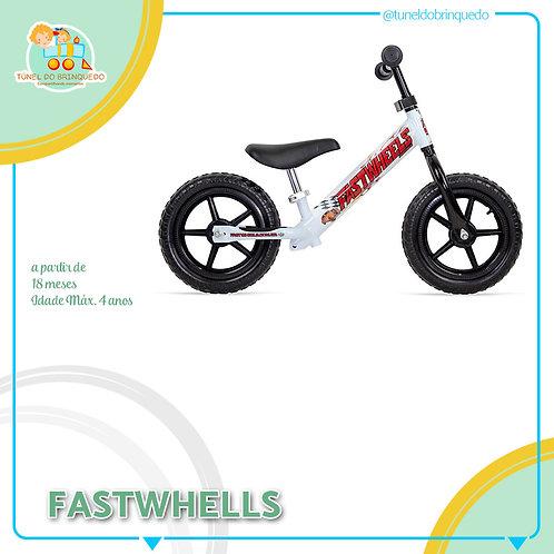 Bicicletinha Fast Wheels