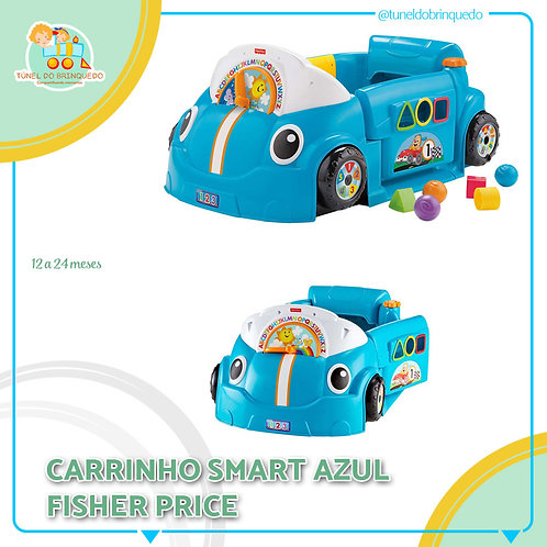Carrinho Laugh Learn Smart Stages Craw