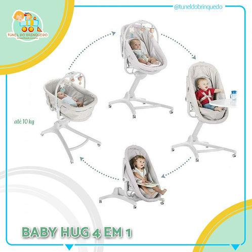 Baby Hug 4 em 1 - Chico