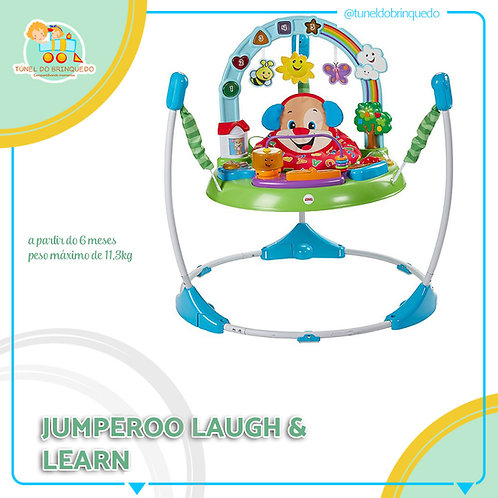 Jumperoo Laugh & Learn