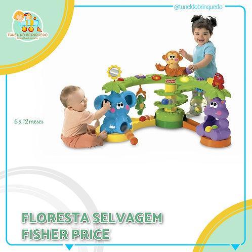 Floresta Selvagem - Fisher Price
