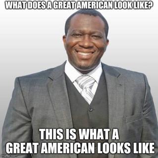 YG Nyghtstorm Great American Fan Meme by Mike MacDonald