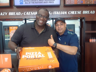 THE AMERICAN DREAM IS REAL AT LITTLE CAESARS!