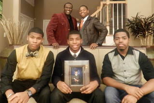 Parenting: HOW 4 SONS HONOR THEIR DAD