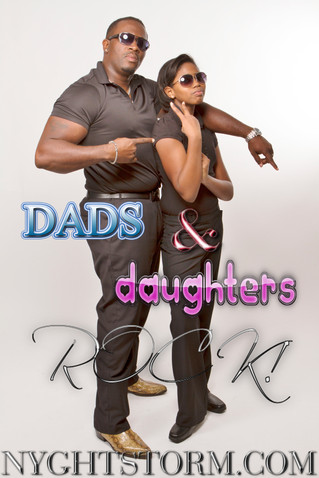 Parenting: DADS & DAUGHTERS ROCK!