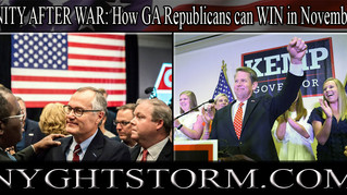UNITY AFTER WAR: HOW GA REPUBLICANS CAN WIN IN NOVEMBER
