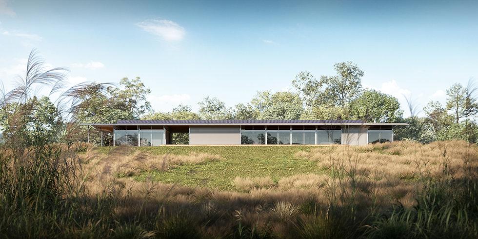 Otway Forrest Architectural Home