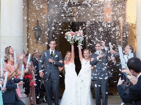 Double trouble: the ins and outs of holding a double wedding