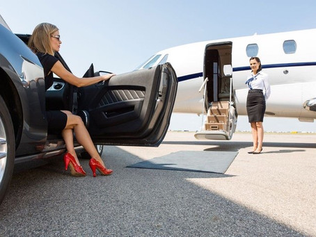 Traveling in Style (Private Jet Services)