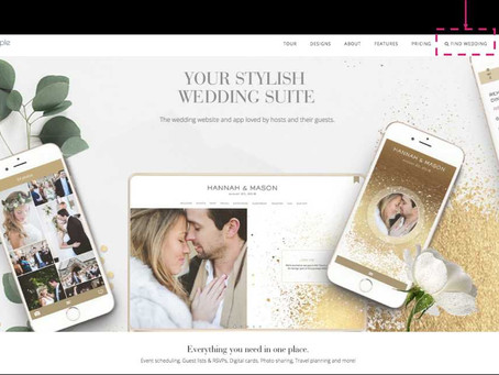 Wedding Website 101