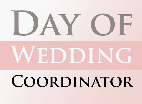 Day-Of Coordinations (Yes or No)
