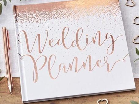 Sample 12 Month Wedding Timeline