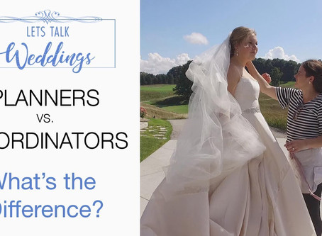 What Is The Difference Between An Wedding Planner and A Wedding  Coordinator?