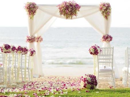Tips On Planning a Destination Wedding