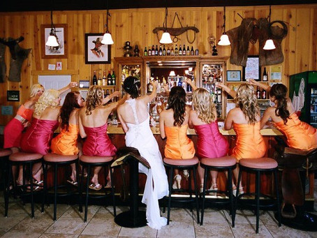 Choosing the right bar option for your wedding reception!