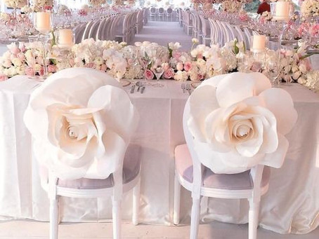 Choosing The Right Centerpieces