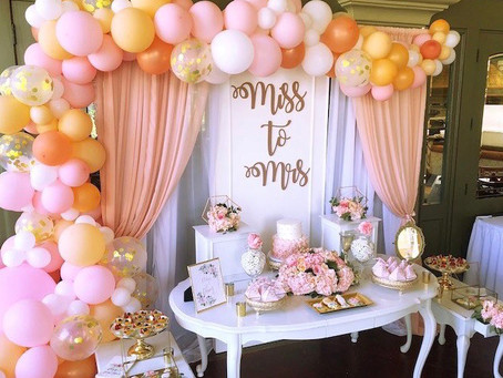 Bridal Showers how to Create a Fun Experience for your Guest