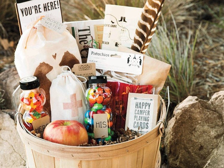 What to Include in Guest Welcome Bags!