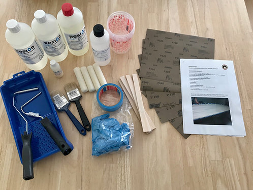 SURFBOARD GLASSING KIT