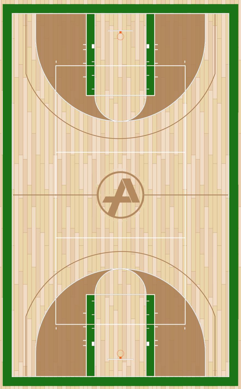 Green Court - #3