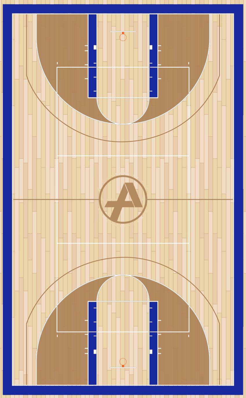 Blue Court - #1