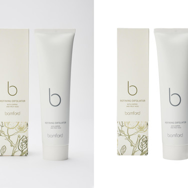Samples of our retouching work