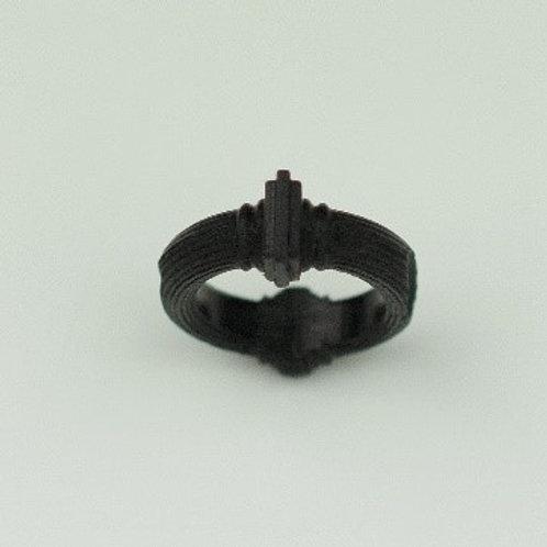 Dark Infinity ring