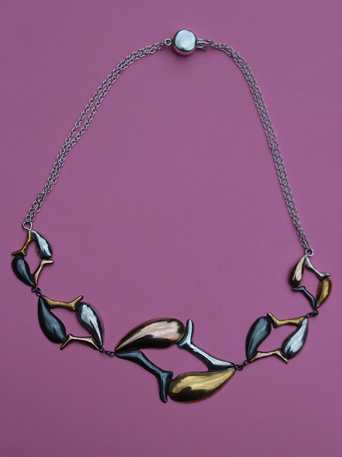 Flower of Hope Necklace