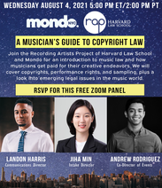 A Musician's Guide to Copyright Law