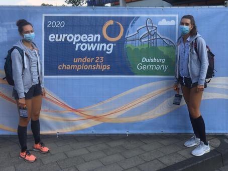 Championnat d'Europe U23 à Duisbourg (Allemagne) Grande première pour la Fédération Monégasque