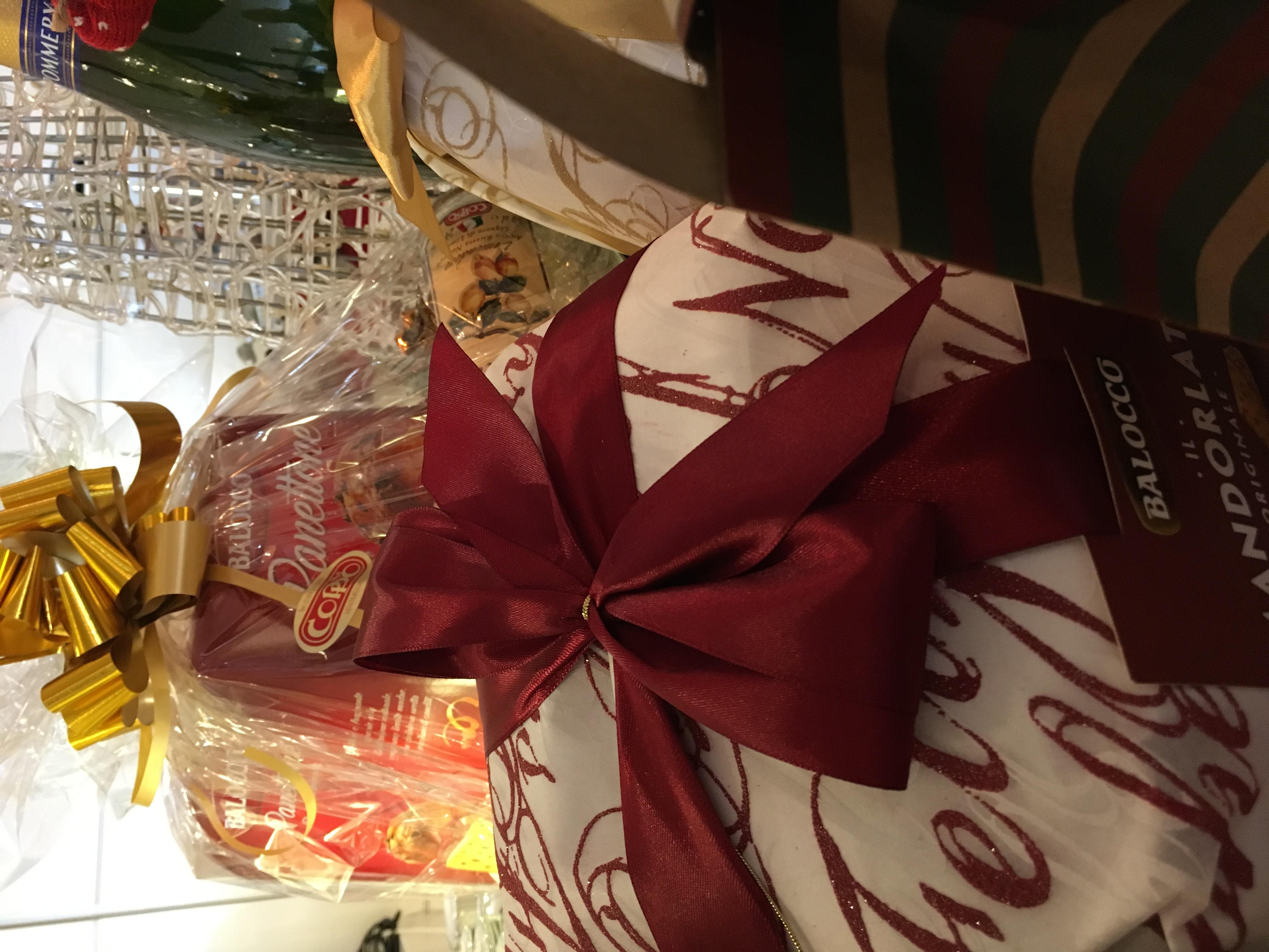 Tombola de Noël de la SNM