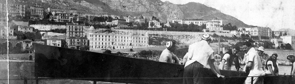 Aviron Monaco 1888 membes fondateurs